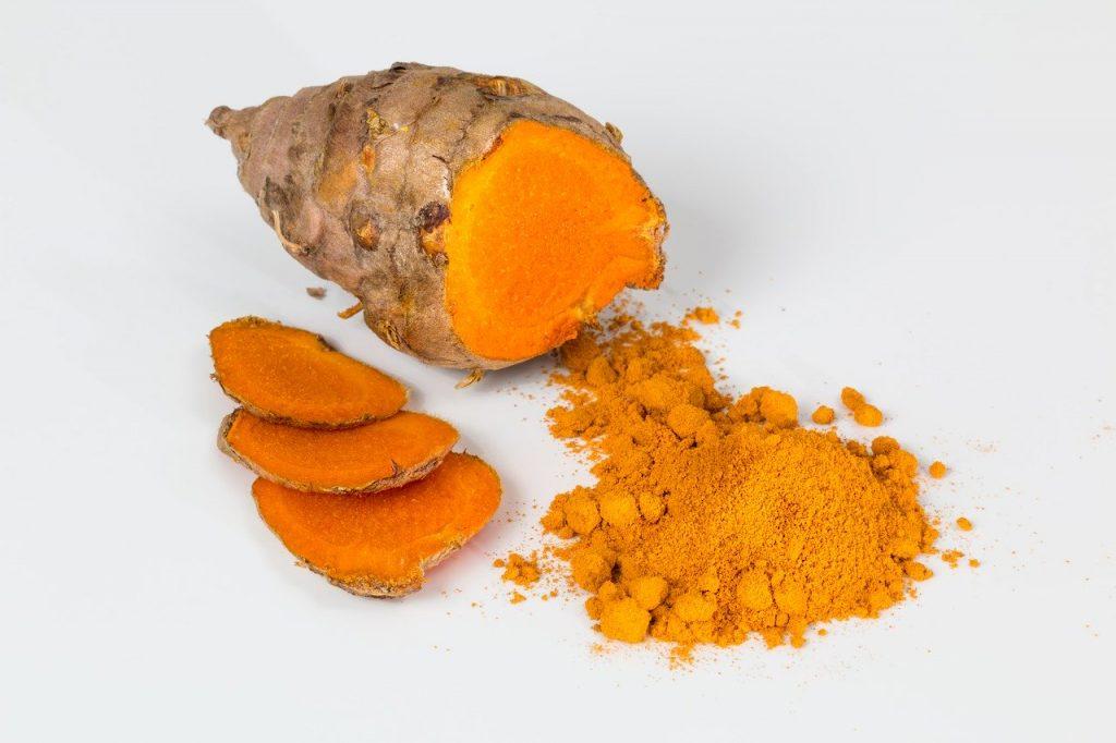 turmeric, spice, curry depurazione fegato