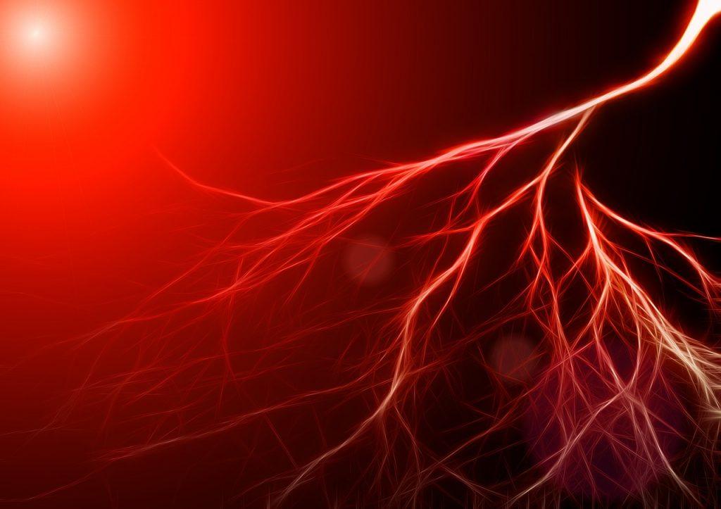 electricity, high voltage, flash