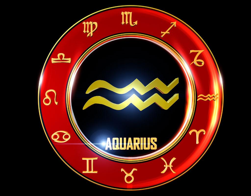 Glifo Acquario simbolo